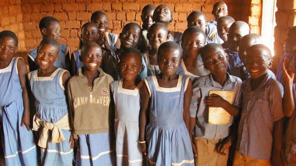 Building Schools For Africa