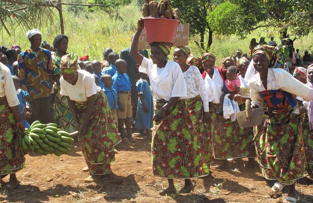 Le groupe agricole des femmes