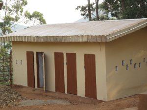 nouvelles latrines