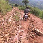 Road to Mbokam