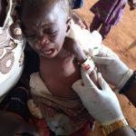 Testing for malnutrition