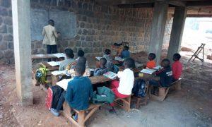 Charles Luanga school