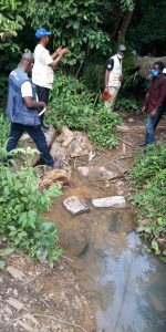 Water source Kourap