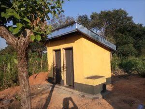 Kourap latrine