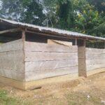 Previous school building