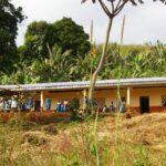 nouvelle école à Fungeh