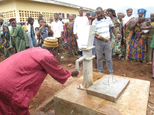 New clean drinking water supplies