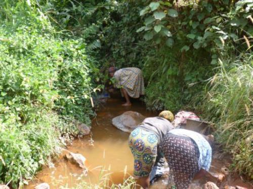 DJEUGO Bahouan water