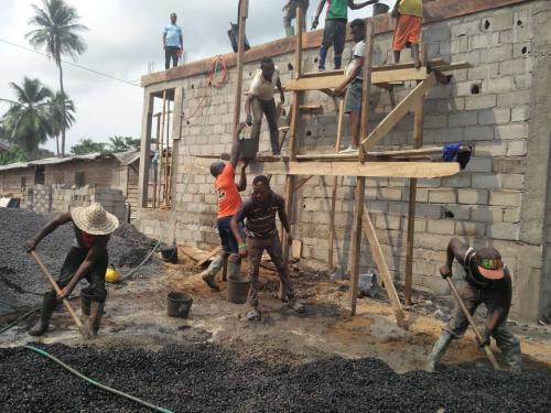 community help build